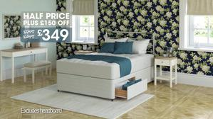 Bensons For Beds Big Sleep Sale