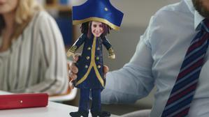 Admiral Insurance Doll