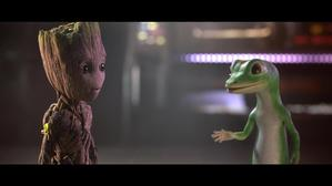 Geico Baby Groot