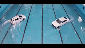 Audi Synchronised Swimming