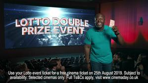 Lotto Double Prize Event