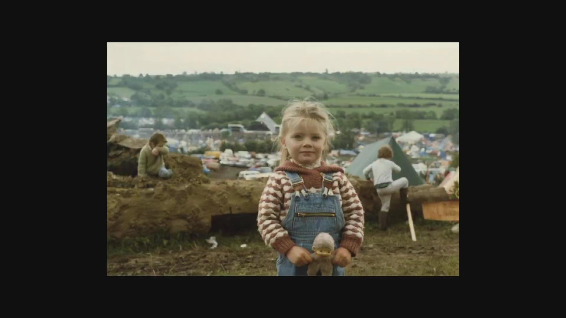 BBC A Glastonbury to Remember