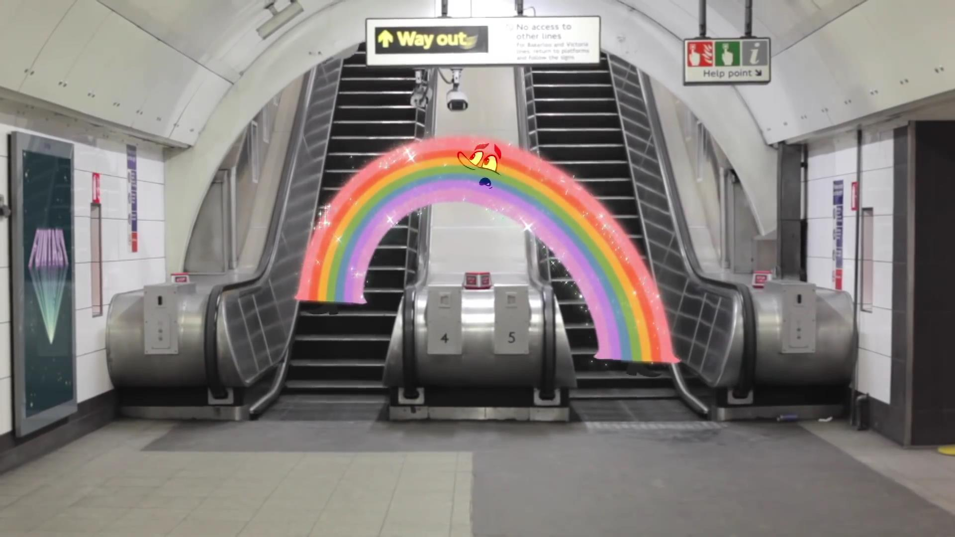 Channel 4 Be More Rainbow