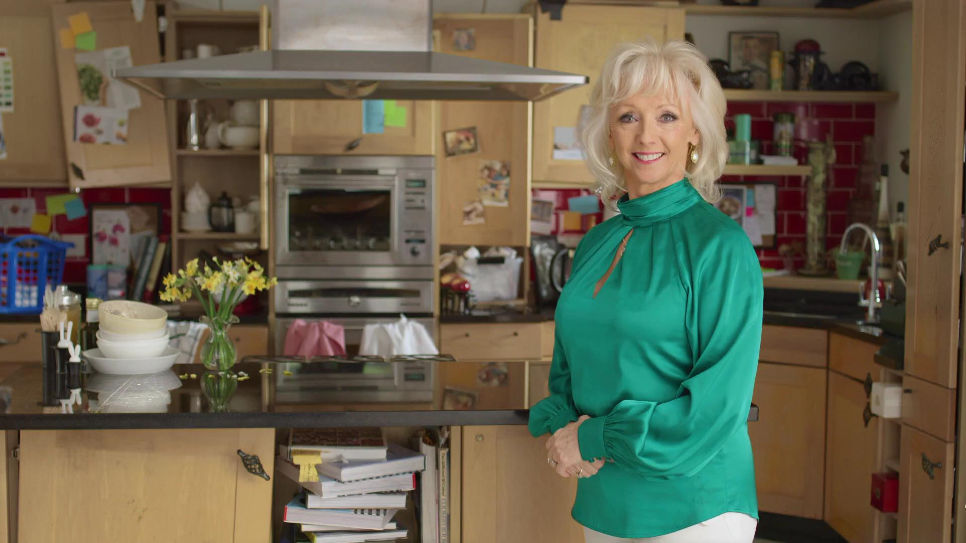 Kitchen Magic The Lovely Debbie McGee