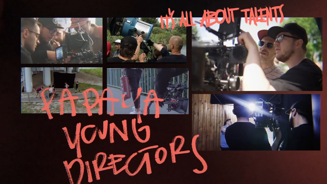 Round eight for Papaya Young Directors.